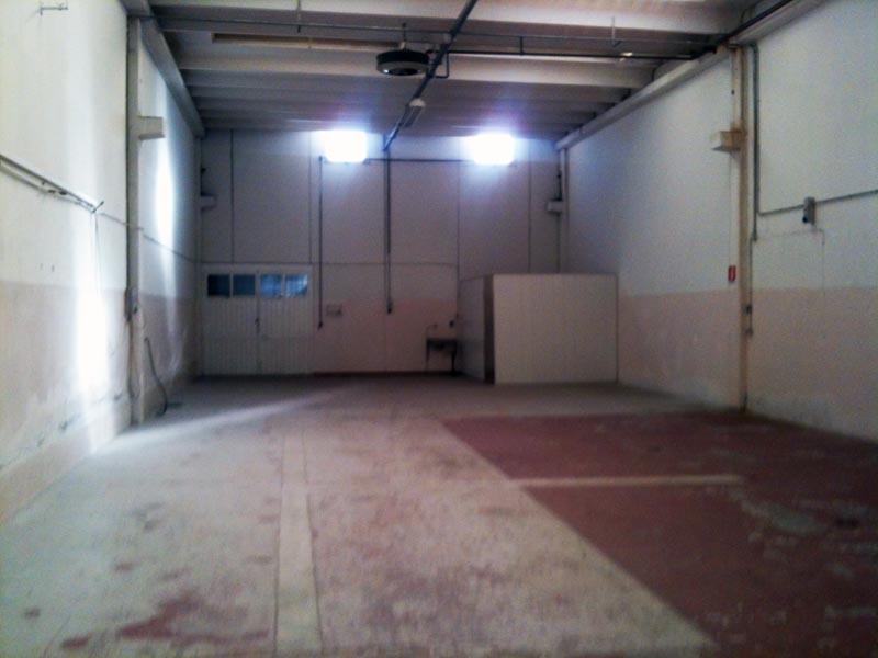 affitto capannone San Lazzaro