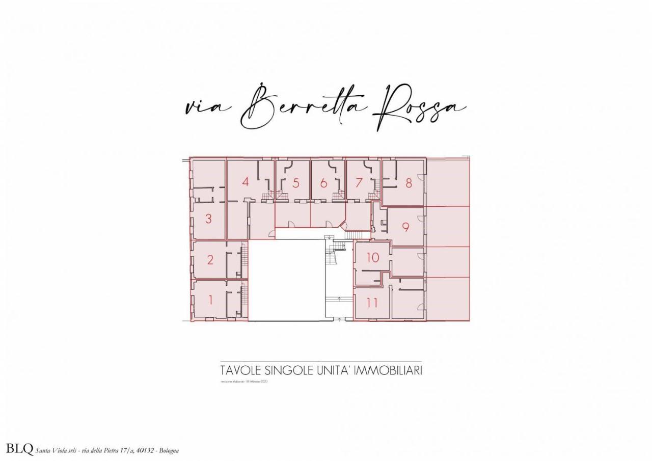 Vendita - Appartamento - Santa Viola - Bologna - € 138.000
