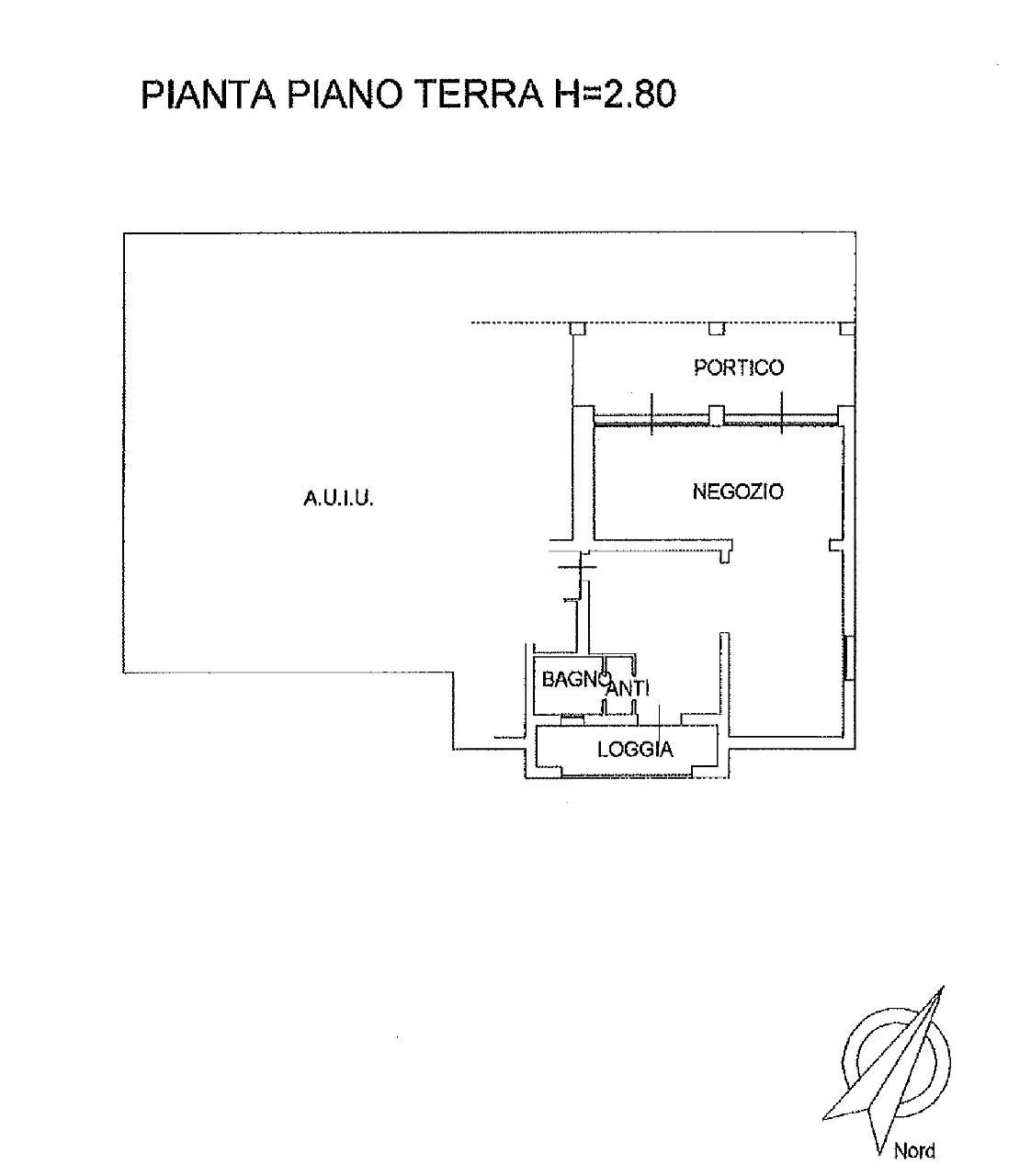 Negozio in affitto Reggio Emilia  - Regina Pacis