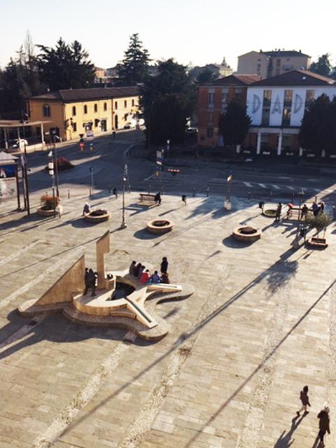 Appartamento in affitto Castelfranco Emilia