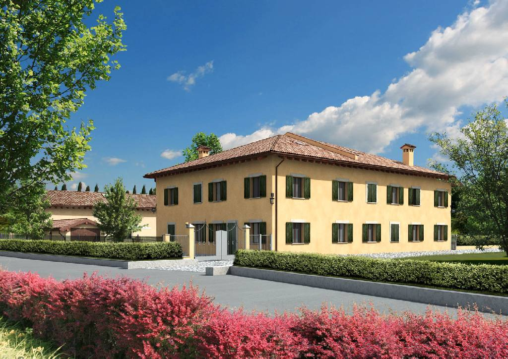 Villetta in vendita Modena Zona Villaggio Zeta