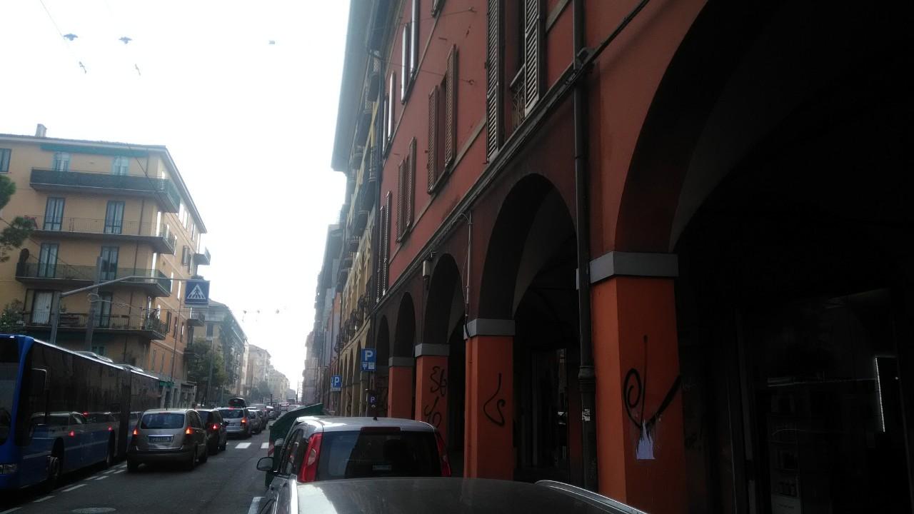 posto auto Mazzini