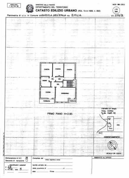 Affitto - Appartamento - Anzola - Anzola - € 950
