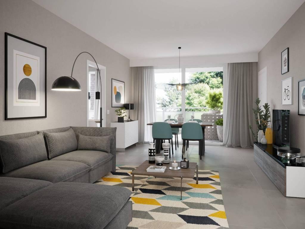 Appartamento in vendita Reggio Emilia  - San Pellegrino