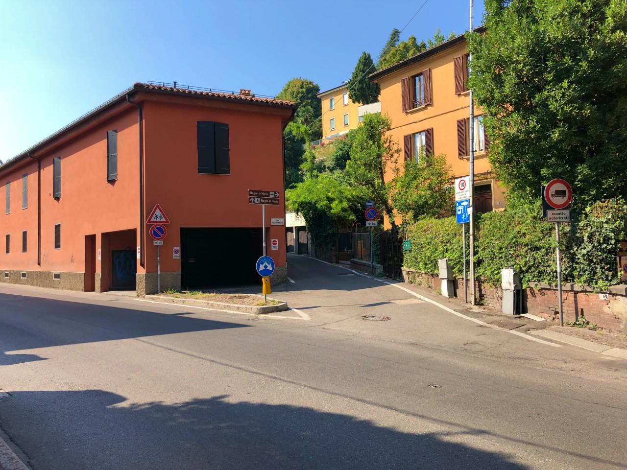vendita posto auto bolognaColli San Mamolo