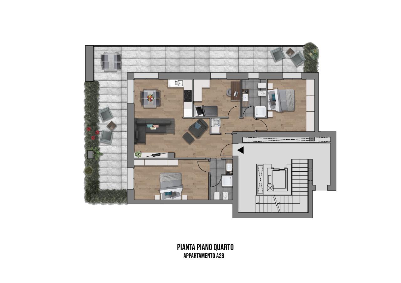 vendita appartamento Casalecchio