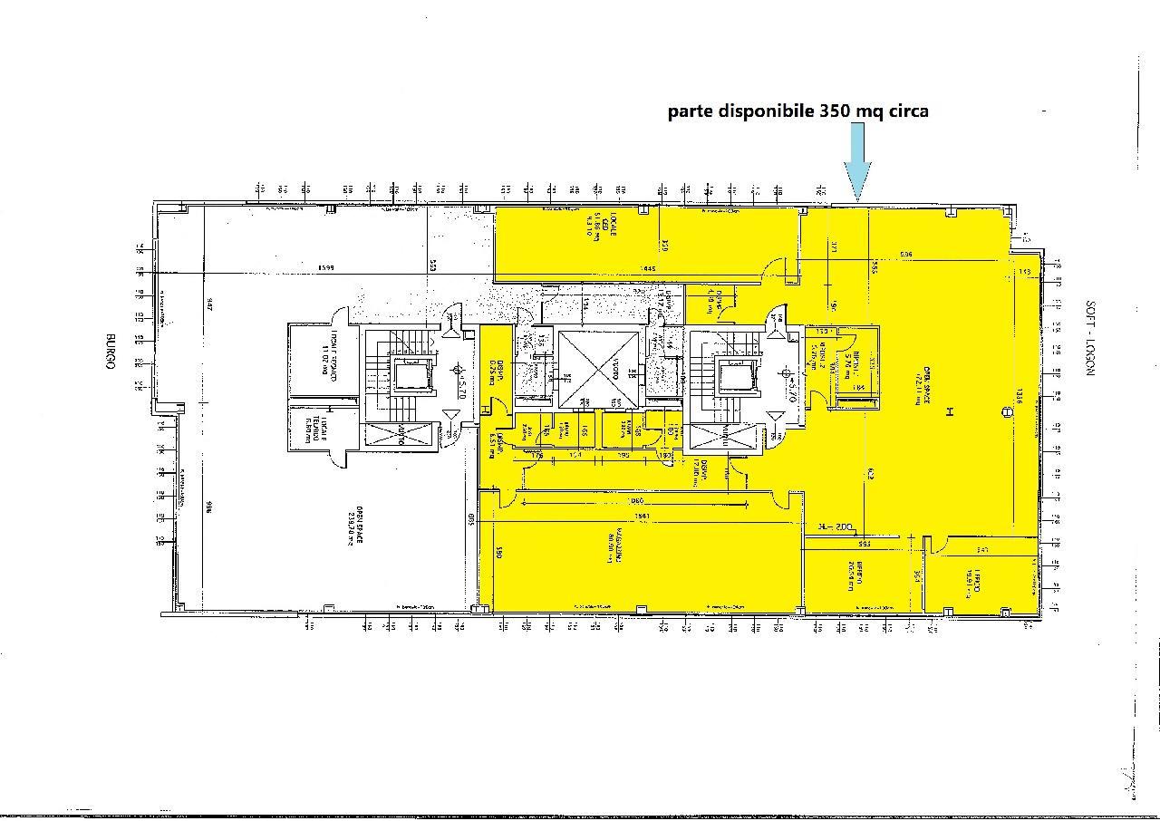 Affitto - Ufficio - Meridiana - Casalecchio di Reno - € 100