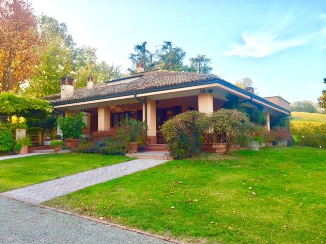 Villa Indip. in vendita Langhirano