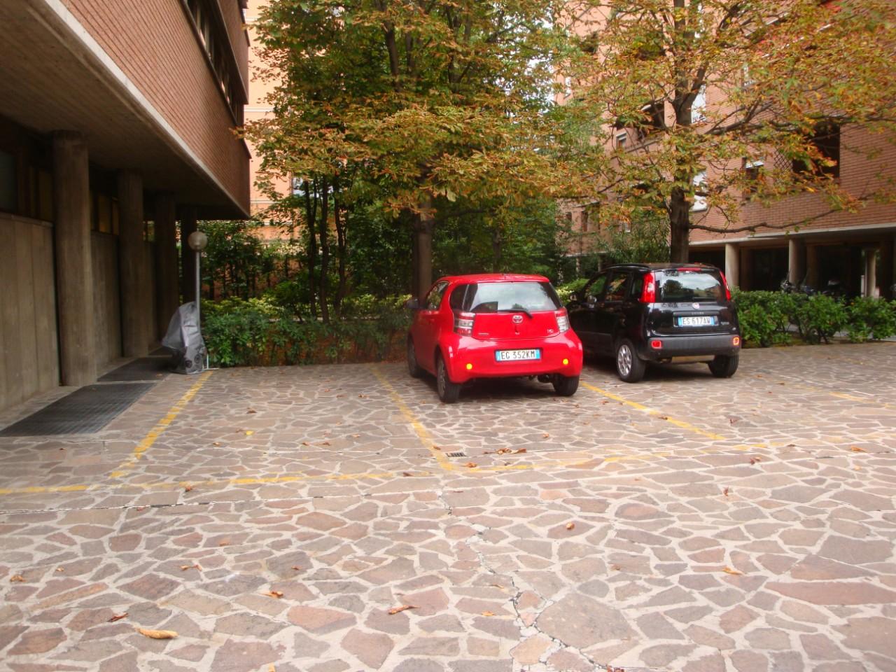 posto auto Murri