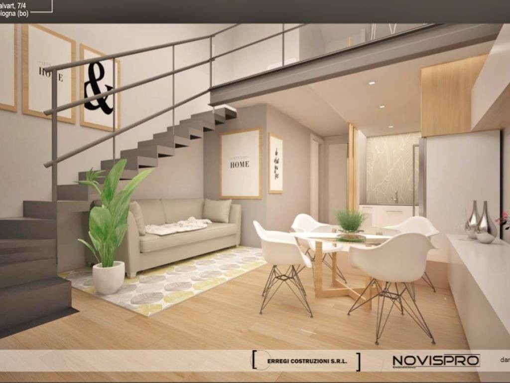 vendita loft bolognaBolognina