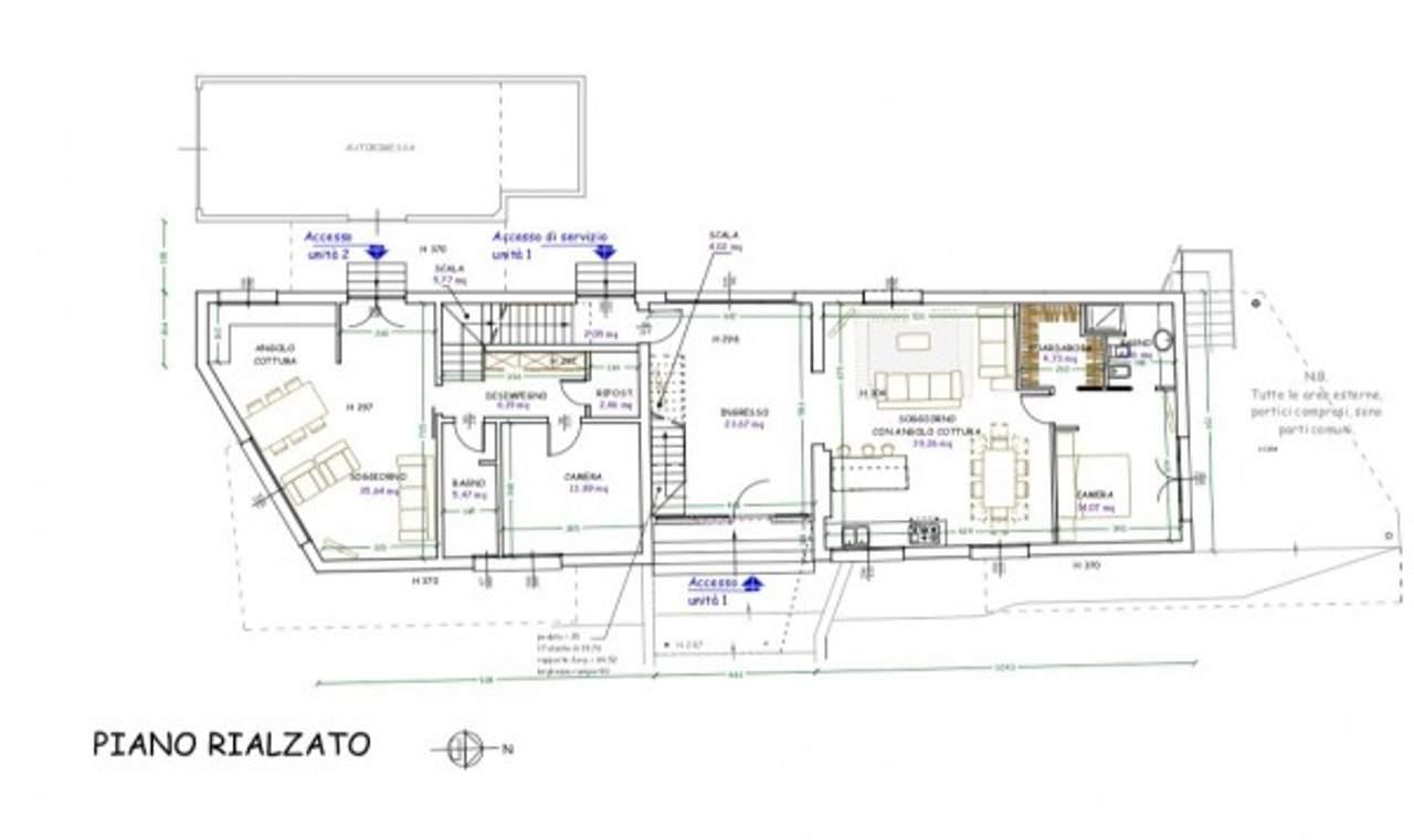 Affitto - Bifamiliare porzione - Murri - Bologna - € 2.000