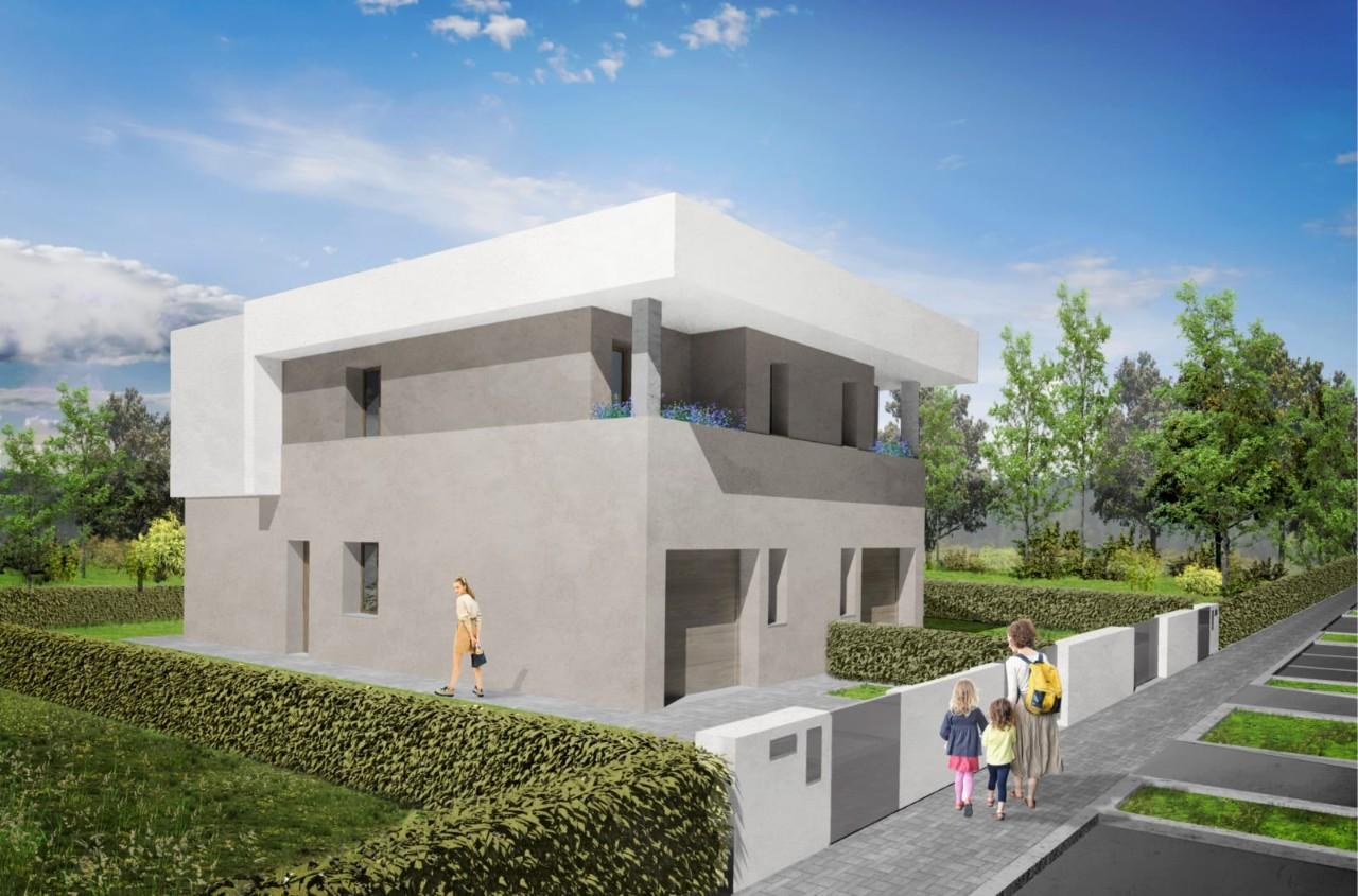 Villa Bifamiliare in vendita Forli Zona Roncadello