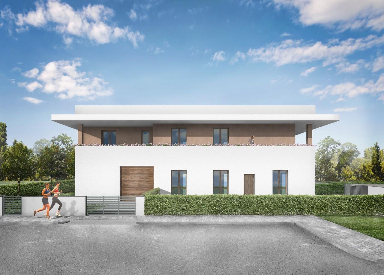Villa Trifamiliare in vendita Forli Zona Villafranca