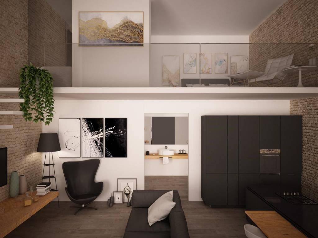 Loft in vendita Forli Zona Centro Storico