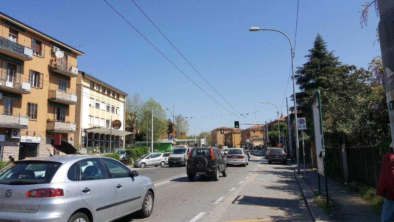 Appartamento in affitto Bologna Zona Toscana