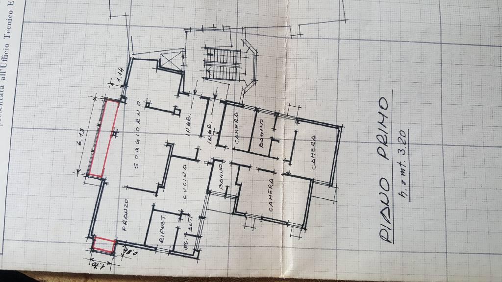 Appartamento in vendita Bologna Zona Colli Murri