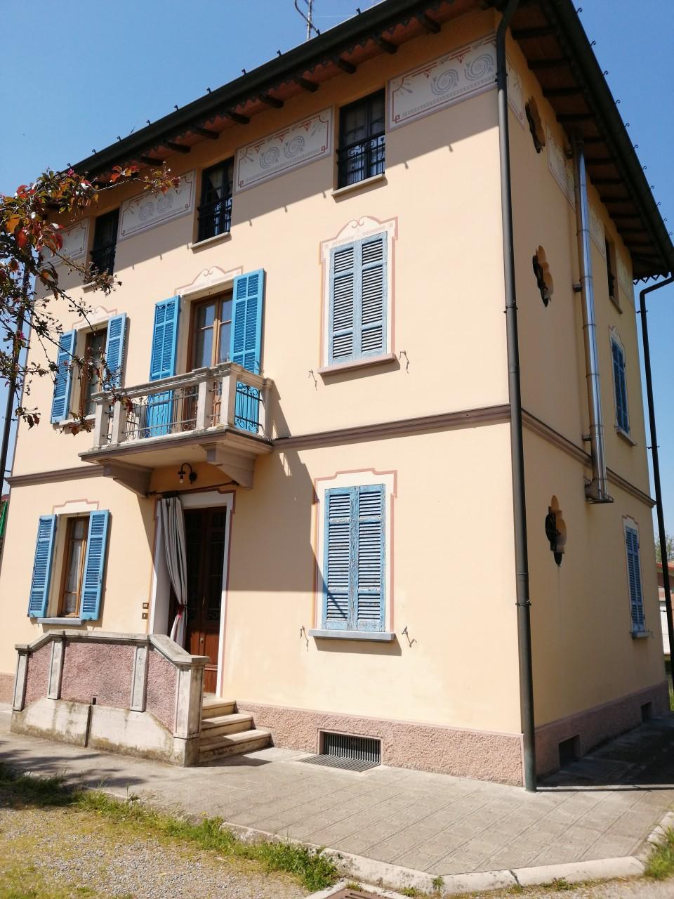 Villa Indip. in vendita Cavriago
