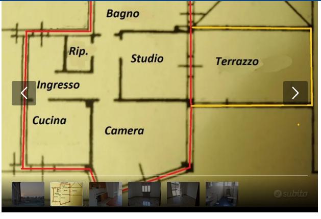 Appartamento in vendita Reggio Emilia Zona Santo Stefano