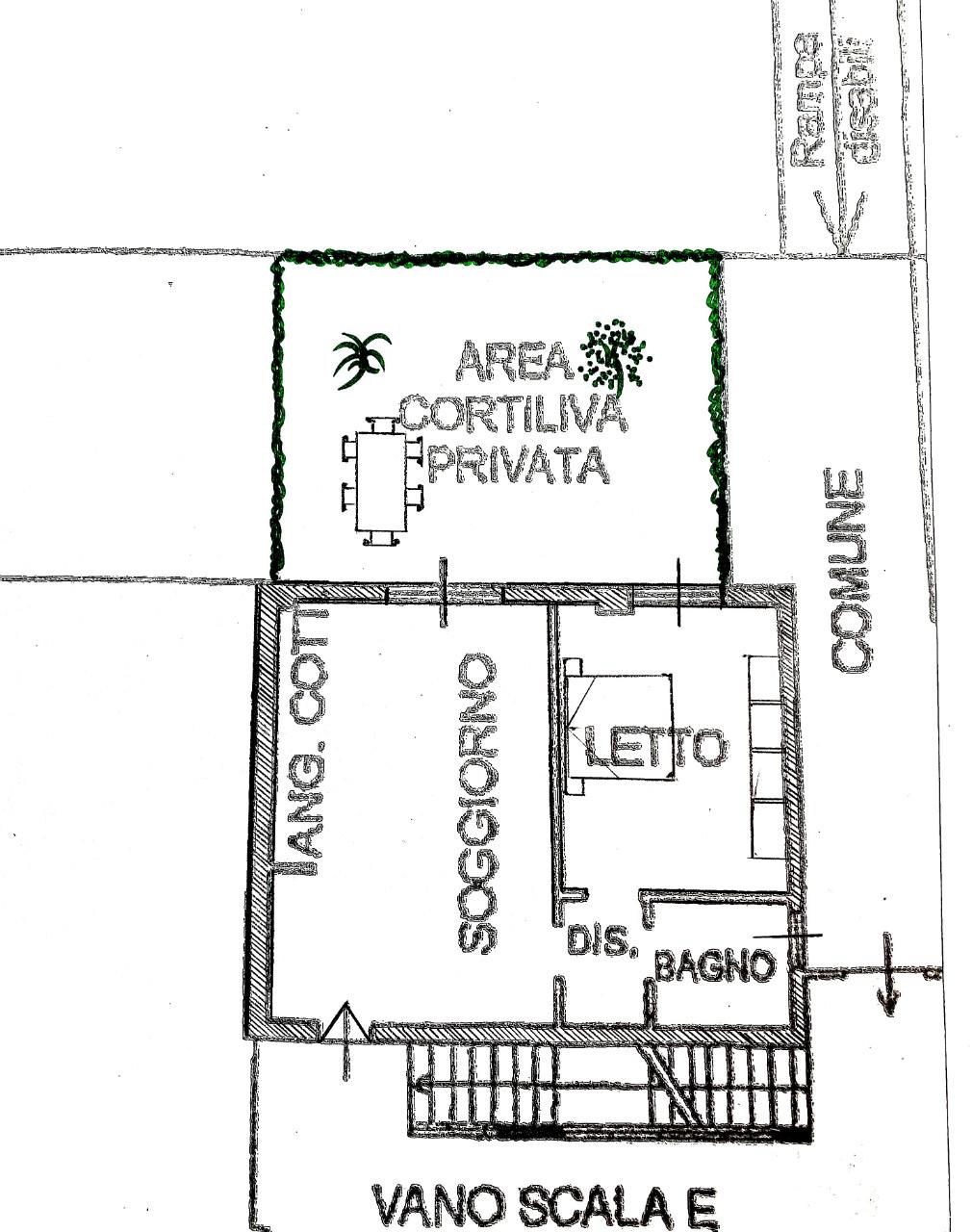Appartamento in vendita Montecchio Emilia