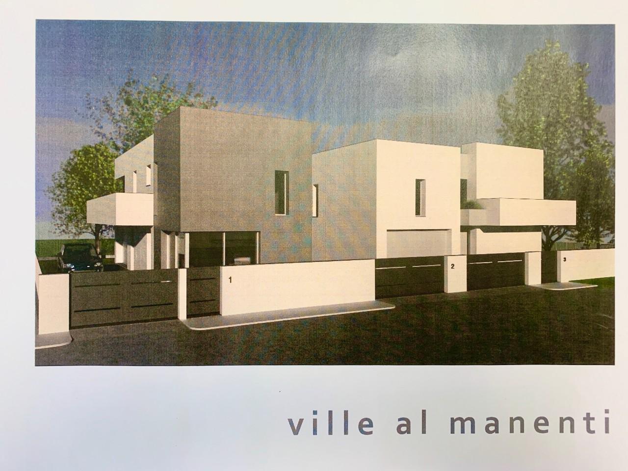 Villa Abbinata in vendita Reggio Emilia Zona Villaggio Manenti