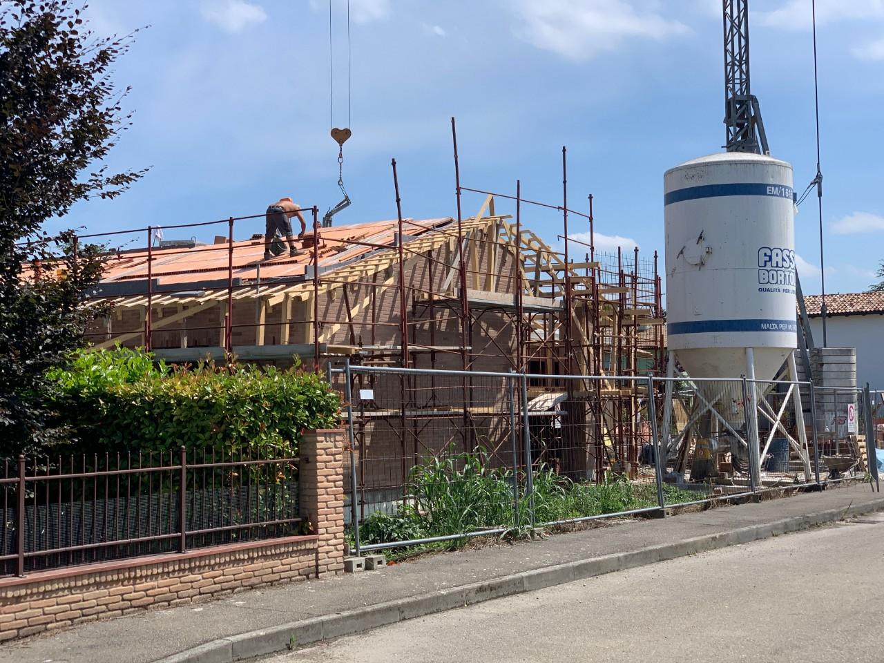 Villa Indip. in vendita Reggio Emilia Zona Cavazzoli