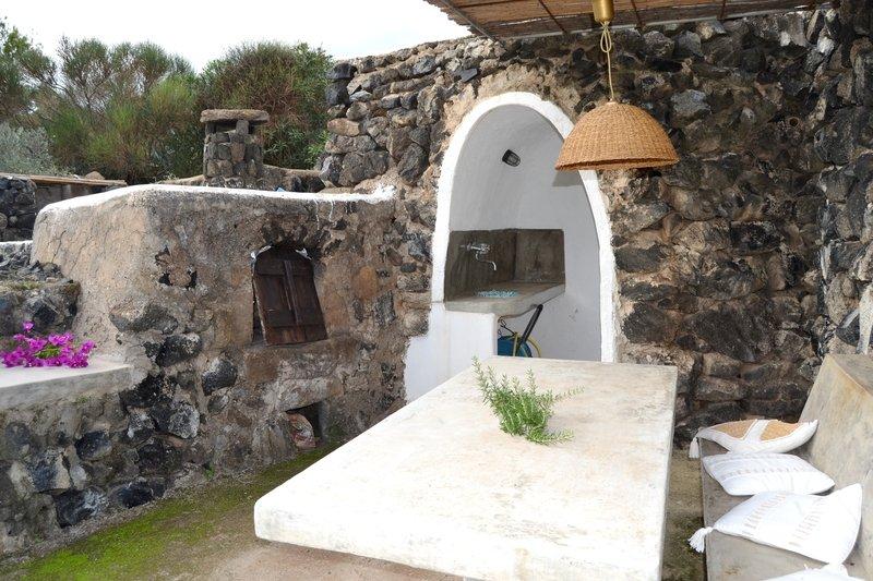Villa Indip. in vendita Pantelleria