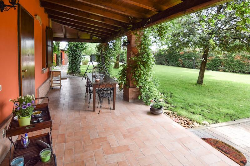 Villa Abbinata in vendita Reggio Emilia  -  San Rigo