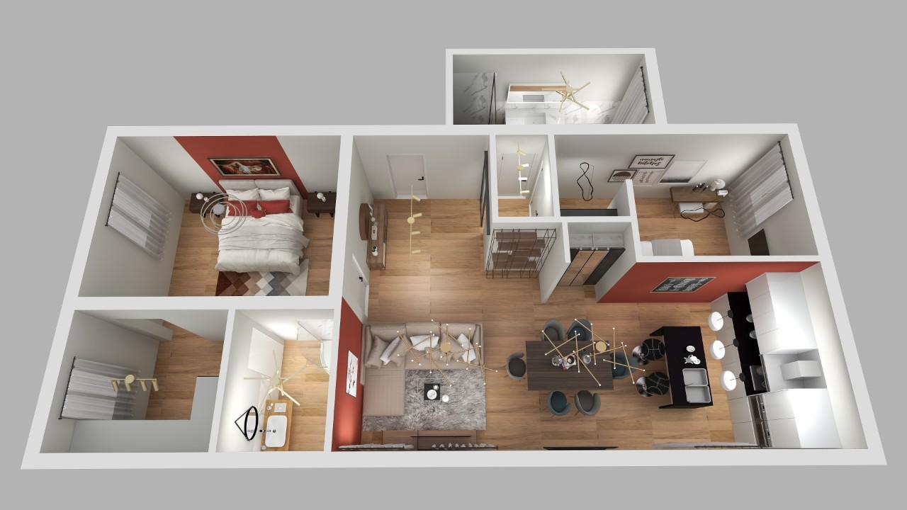 Appartamento in vendita Reggio Emilia  -  Circonvallazione