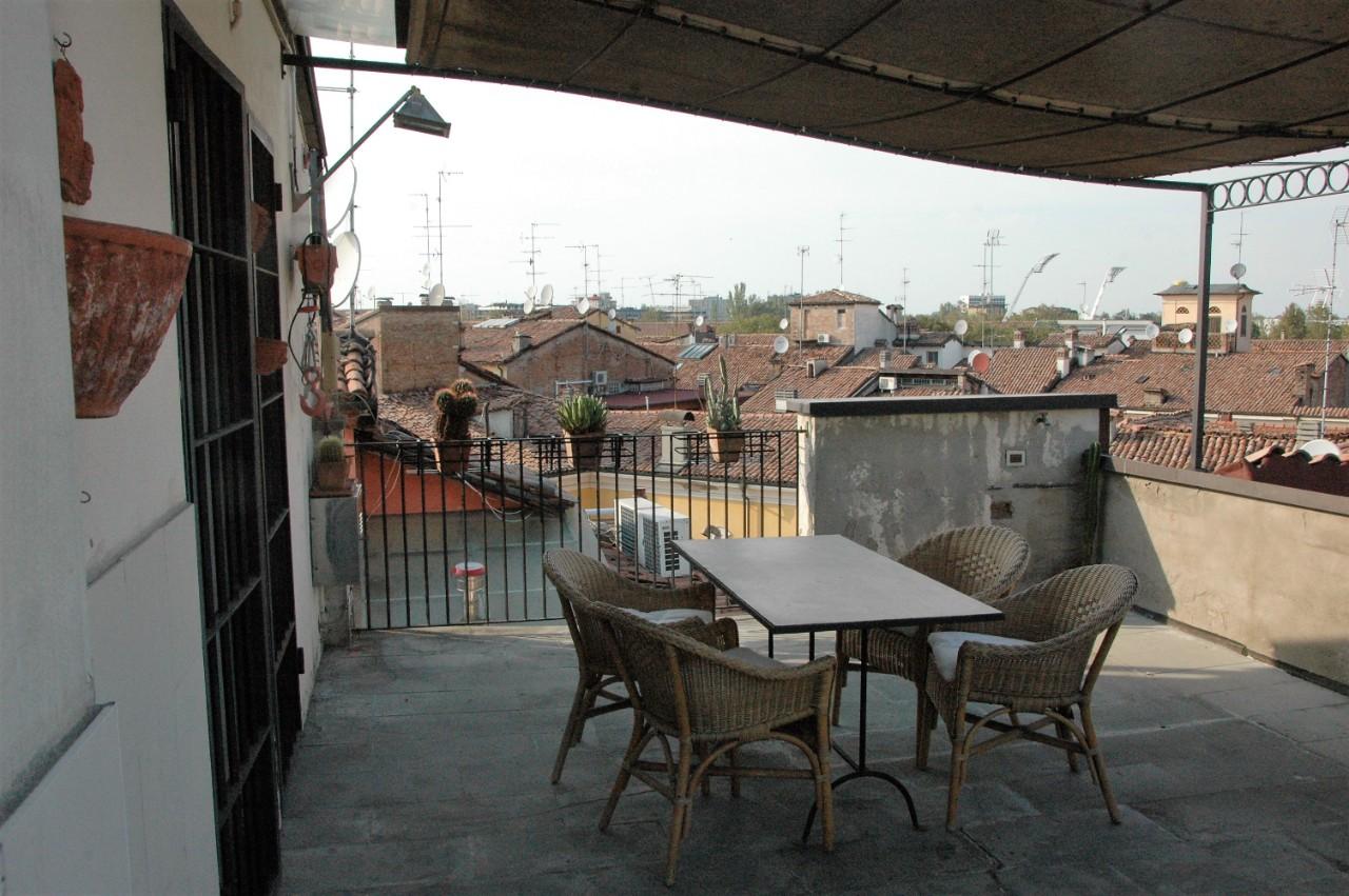 Attico in vendita Modena Zona Centro storico