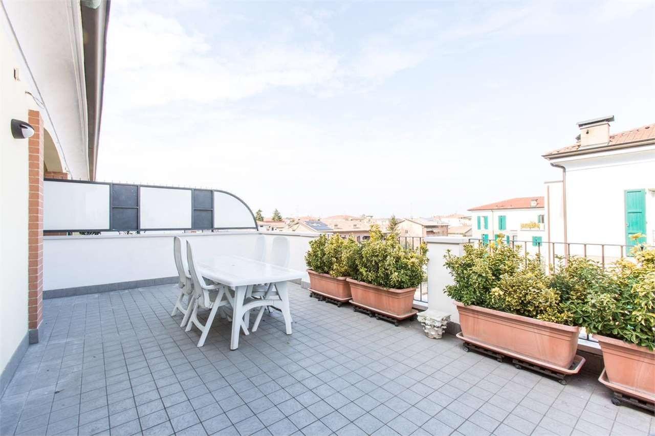 Attico in vendita Modena Zona Sant Agnese