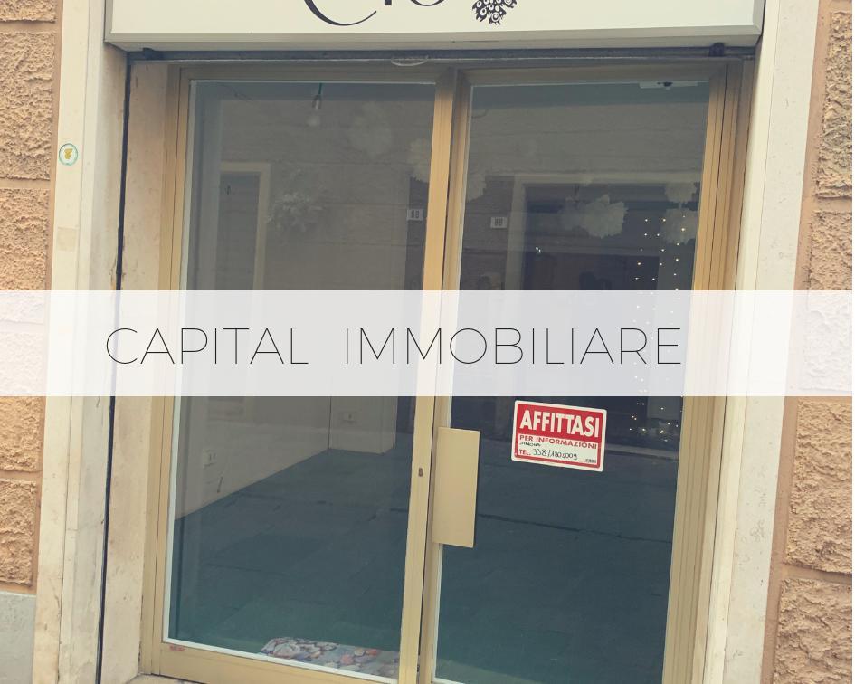 Negozio in affitto Modena Zona Centro storico