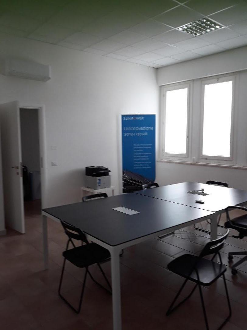 Ufficio in affitto Modena Zona Sacca