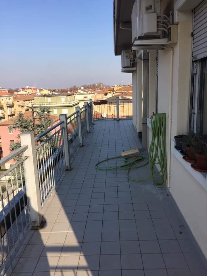 Camera Singola-doppia in affitto Parma Zona Via Volturno