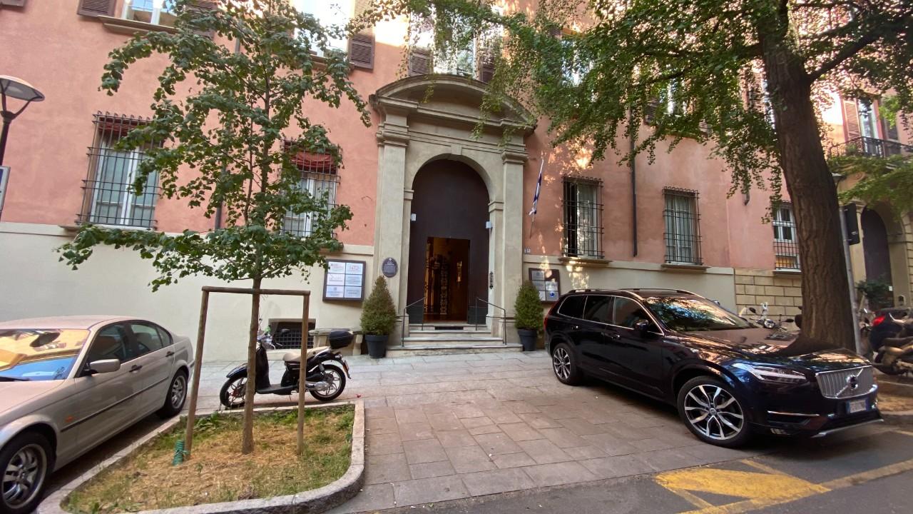 Attico in affitto Bologna Centro Storico
