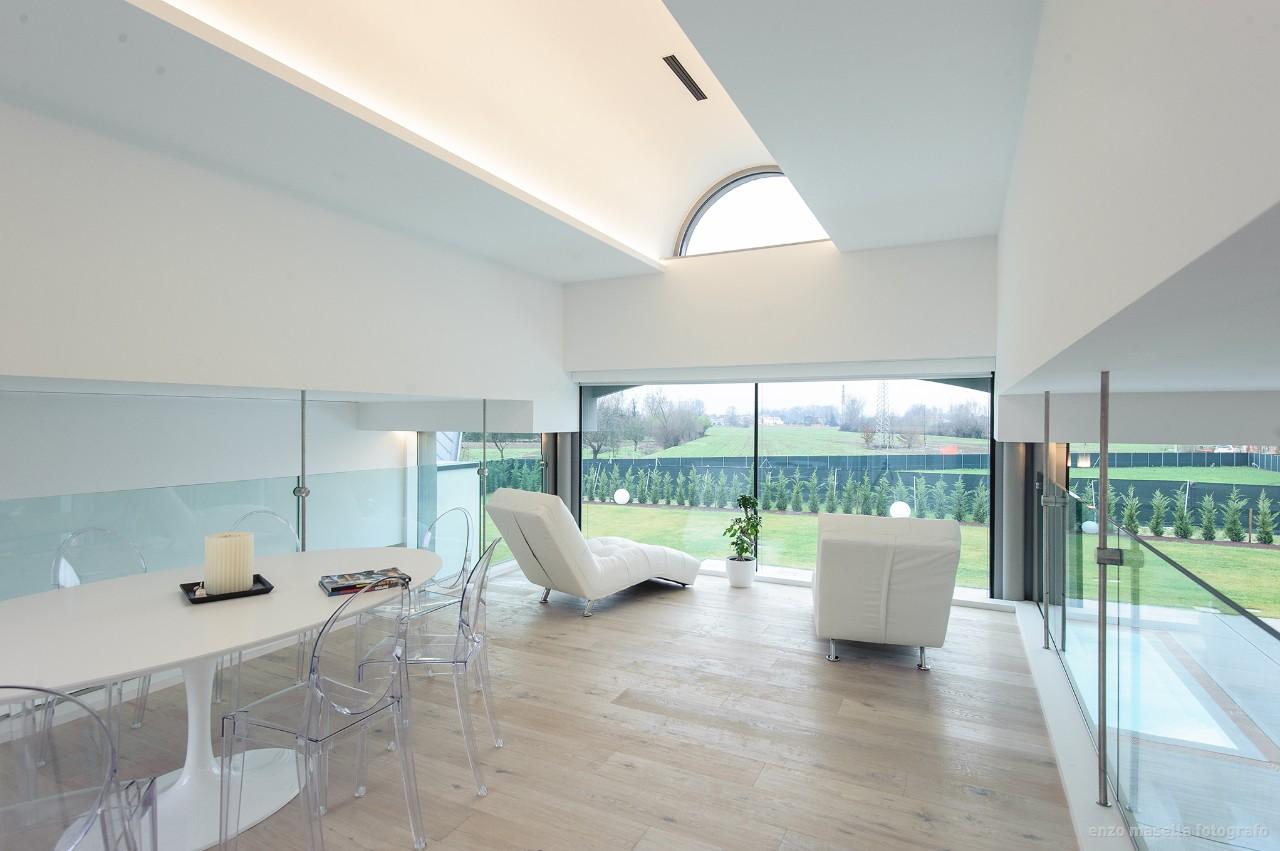 Villa Abbinata in vendita Modena Zona Madonnina