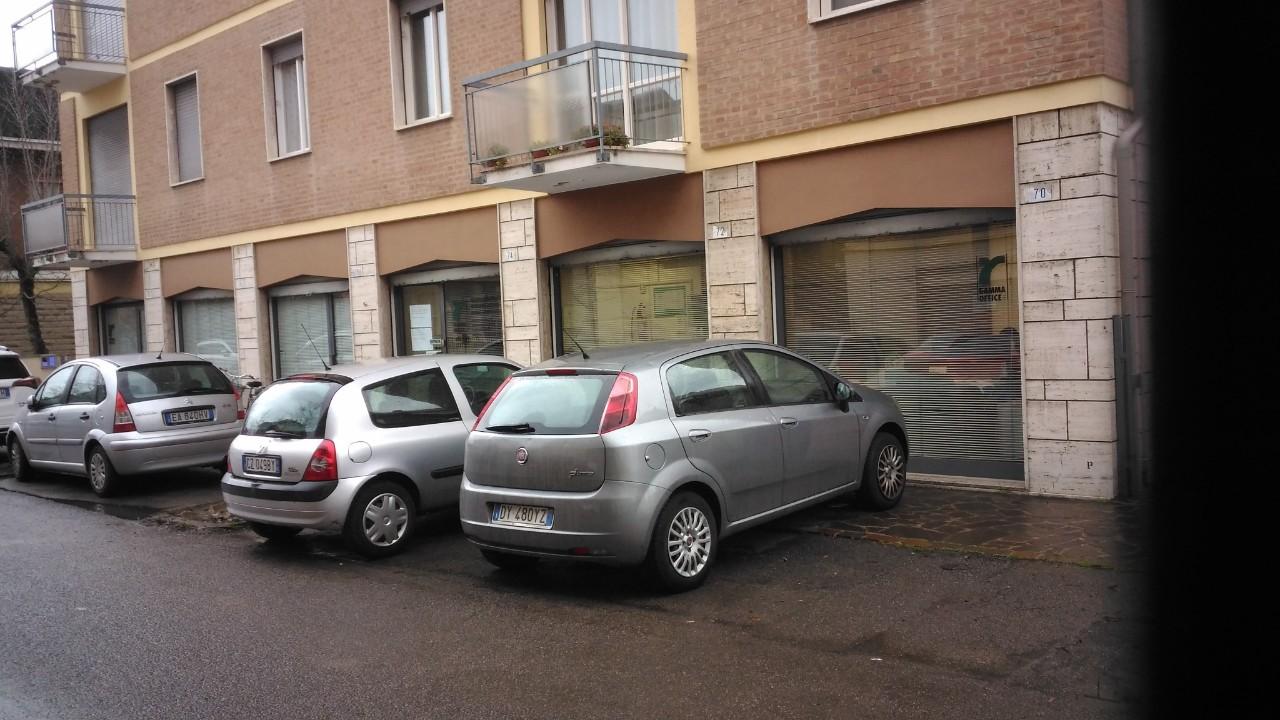 Ufficio in affitto Modena Zona Fratelli Rosselli