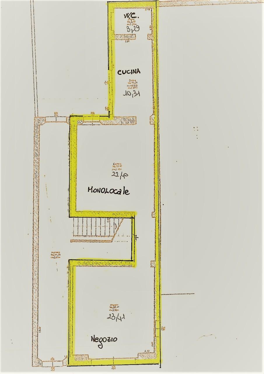 Bilocale in vendita Ravenna Zona San Biagio/San Vittore