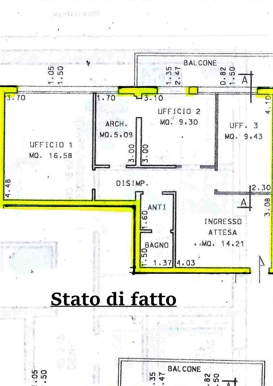 Appartamento in vendita Ravenna Zona Viale Randi