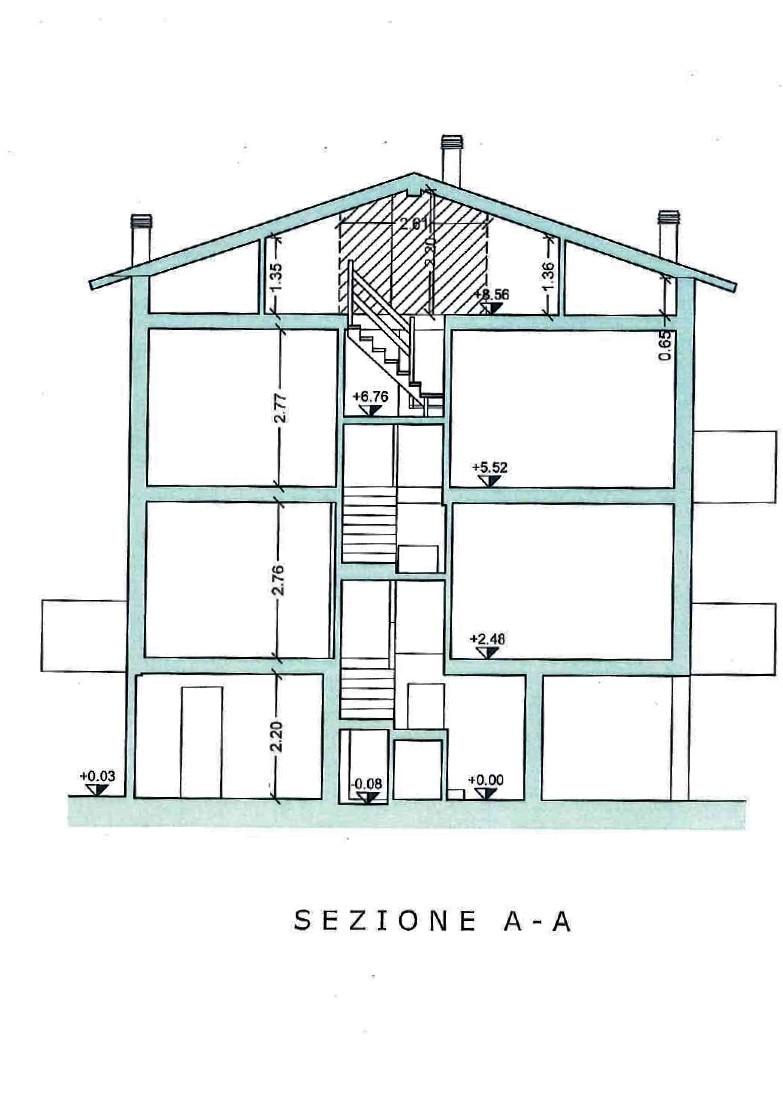 Villetta  in vendita Ravenna Zona Madonna dell Albero