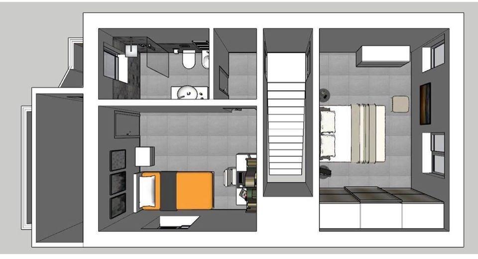 Appartamento in vendita Bologna Zona Murri