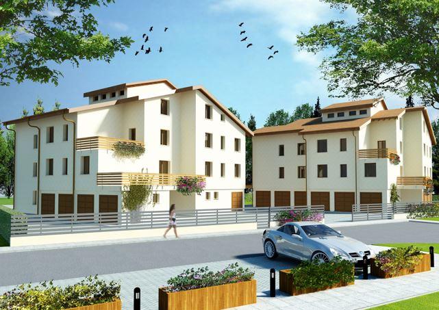 appartamento in condominio San Giorgio di Piano