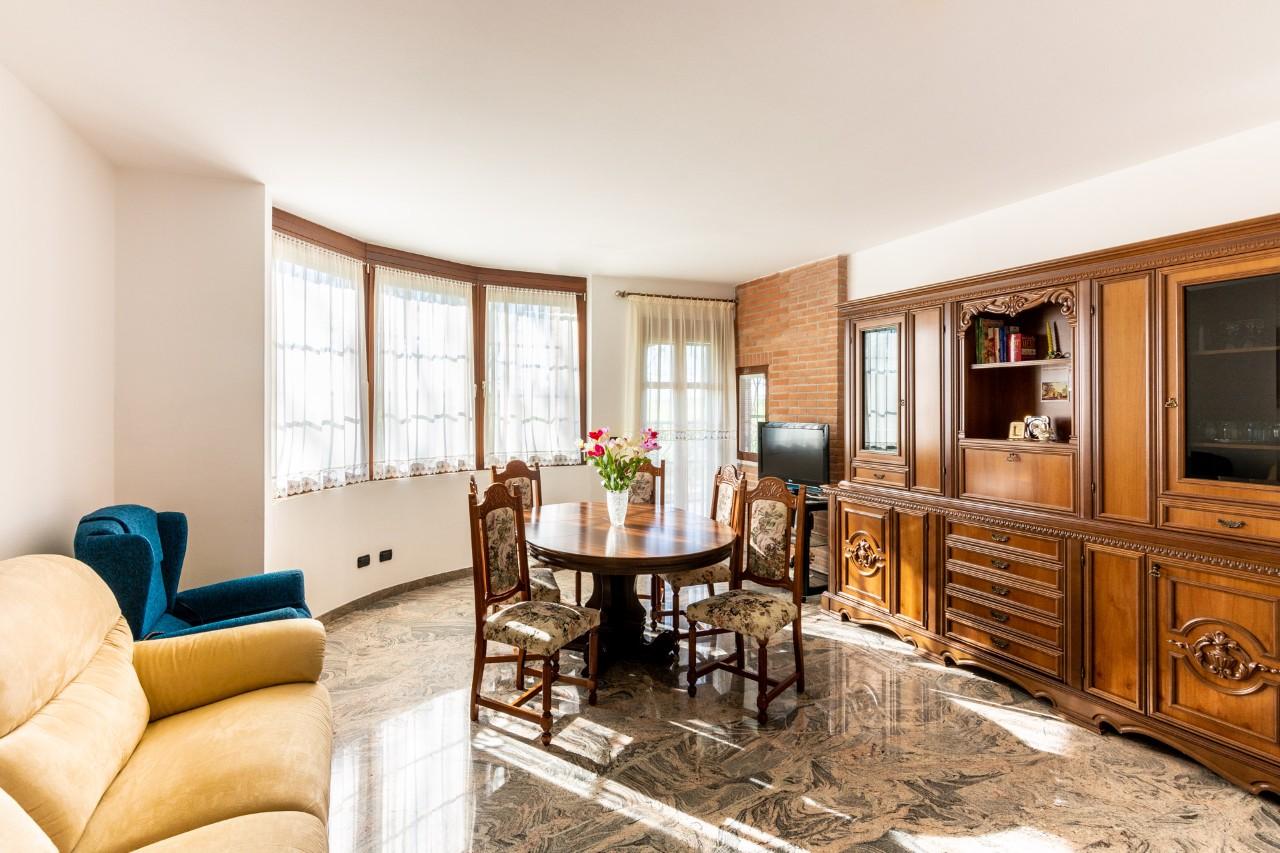 appartamento con giardino Castel Maggiore
