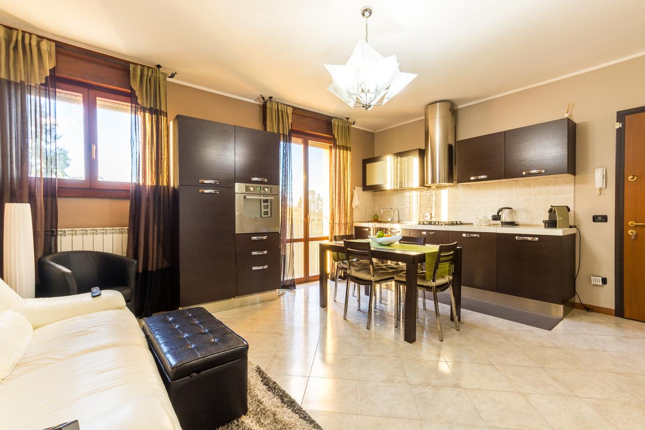 appartamento in condominio Crevalcore