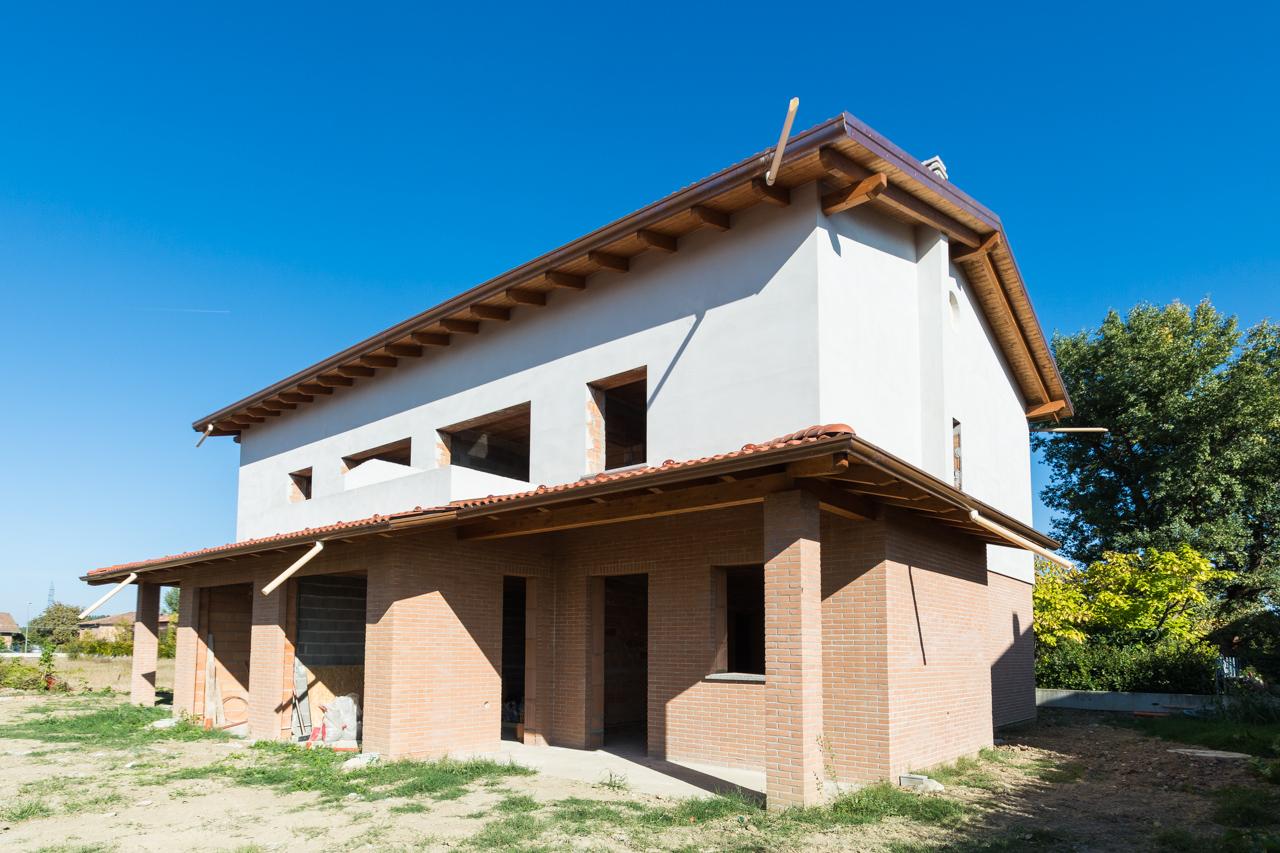 villa bifamiliare Castel Maggiore