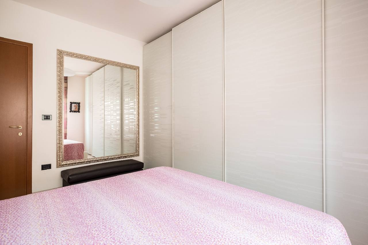 Vendita appartamento con giardino, Funo