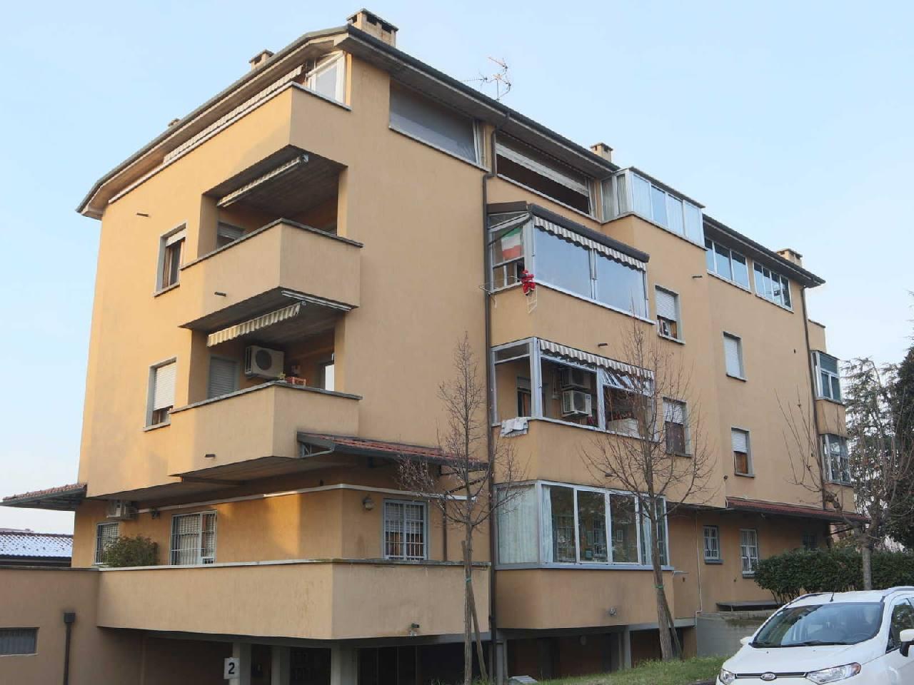 appartamento in condominio Funo
