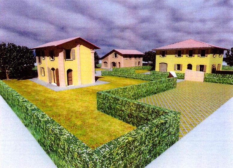 lotto edificabile residenziale San Giorgio di Piano