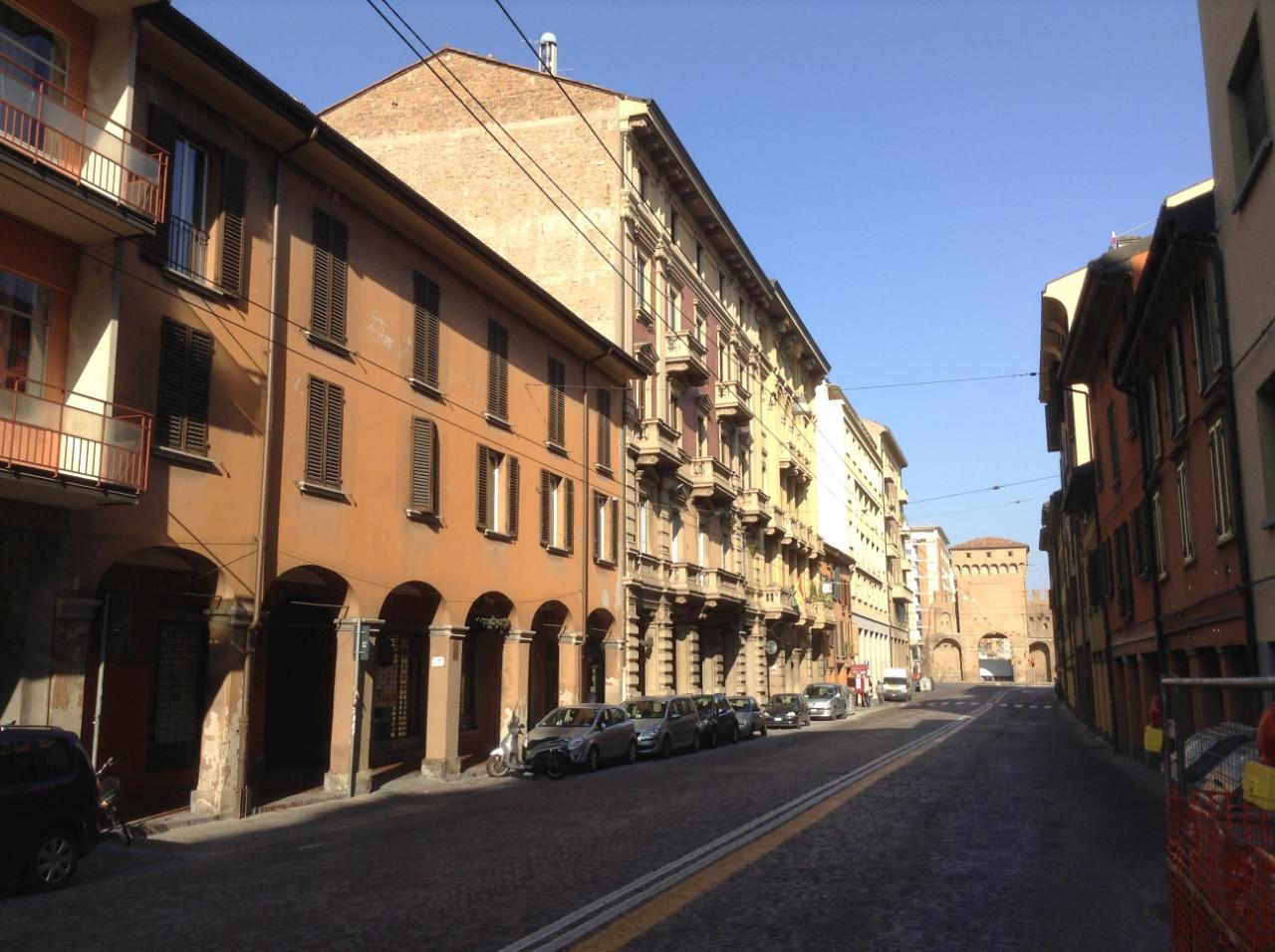 Garage in affitto Bologna Zona San Felice