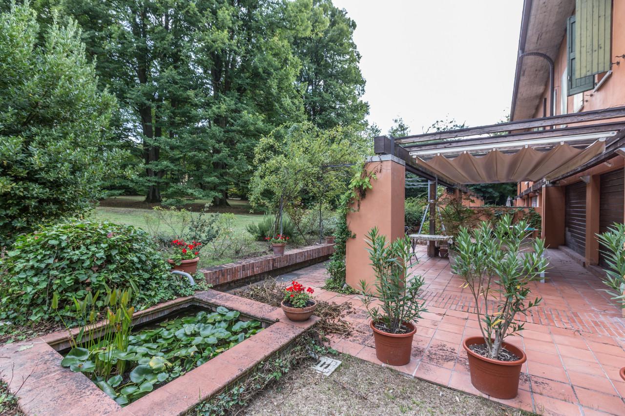 Villa Abbinata in vendita Zola Predosa