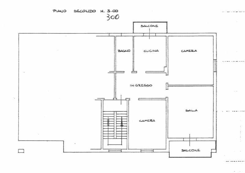 Appartamento in affitto San Lazzaro Zona San Lazzaro